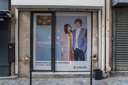 Zalando ouvre un pop-up showroom dans Paris… mais pas de boutique en vue