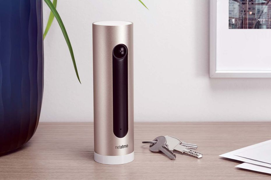 Innovation digitale de l'année : Netatmo invente le majordome digital