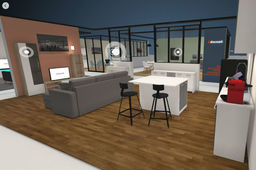 Cdiscount teste un showroom virtuel 3D avec la start-up Hilo