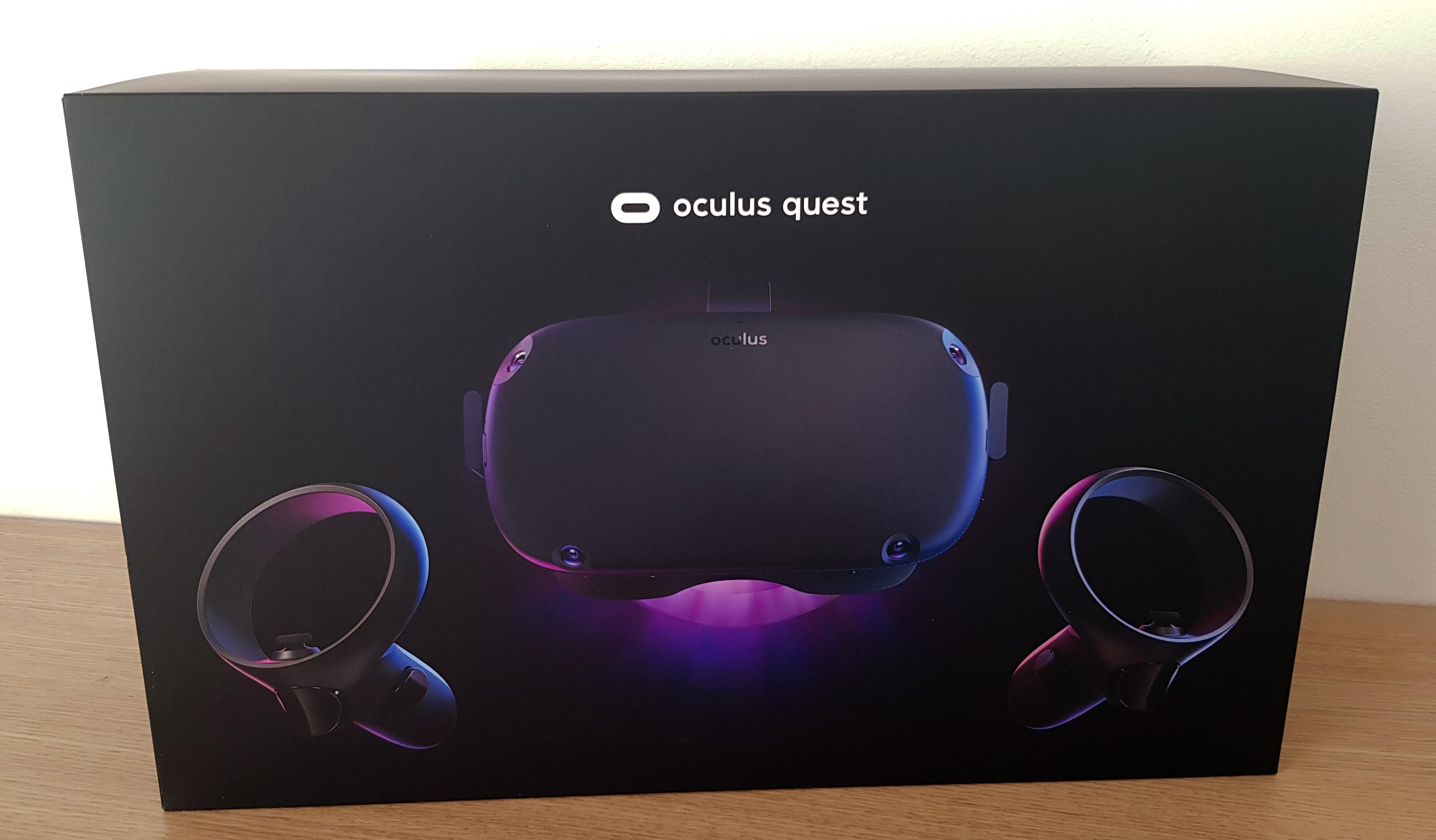 [Unboxing] L\u0027Oculus Quest en images