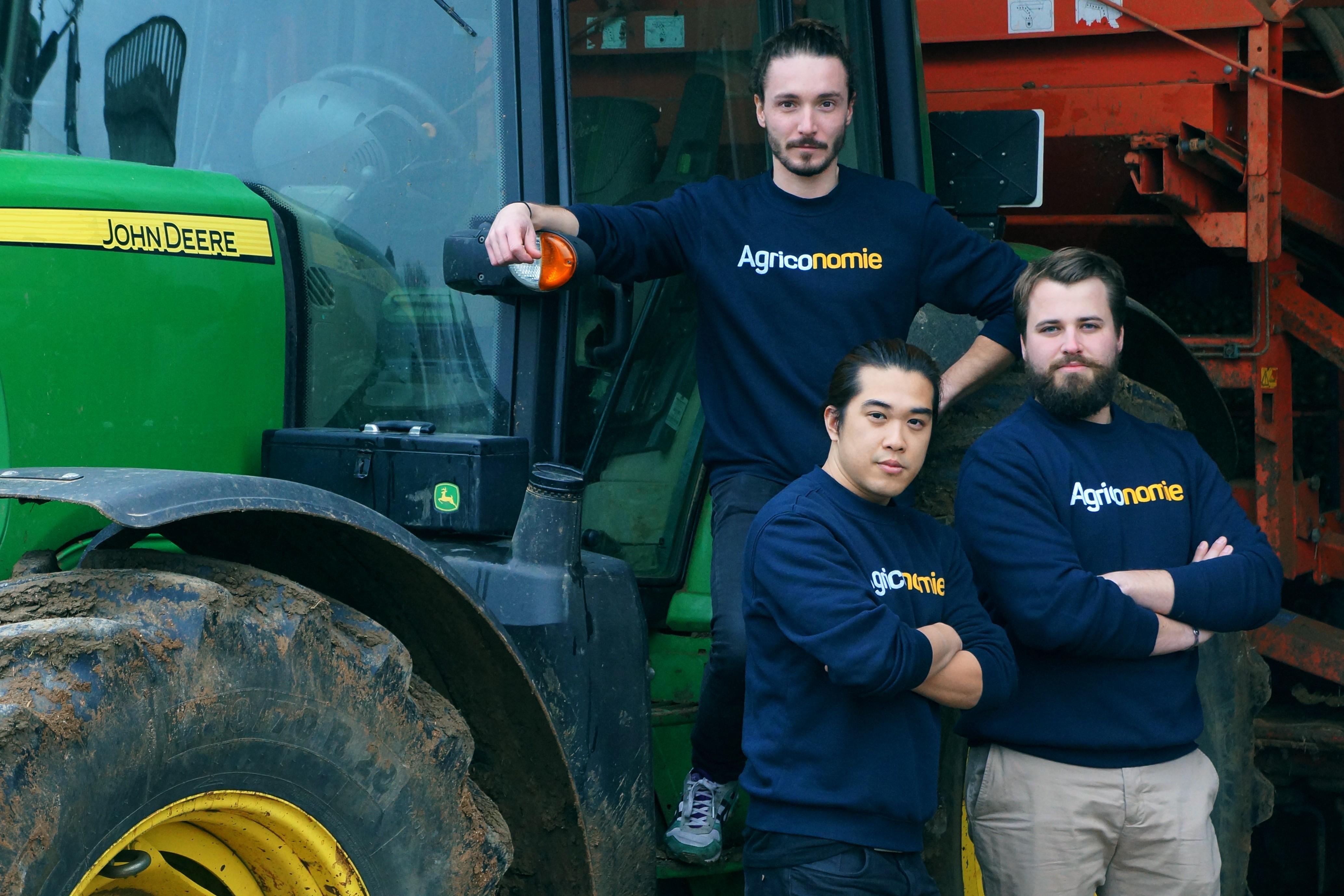 Grâce à l'intelligence artificielle, Agriconomie permet aux agriculteurs de comparer et d'optimiser les rendements de leurs récoltes