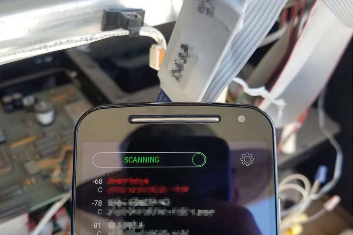 Une application mobile pour empêcher le piratage des cartes de crédit aux stations essence