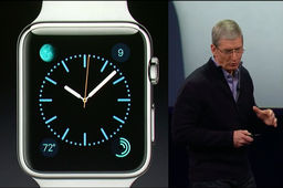 Apple Watch : Tim Cook nous en dit enfin davantage