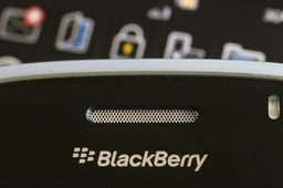 Blackberry annonce la suppression de 250 postes