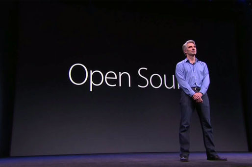 Apple passe son langage Swift en open source