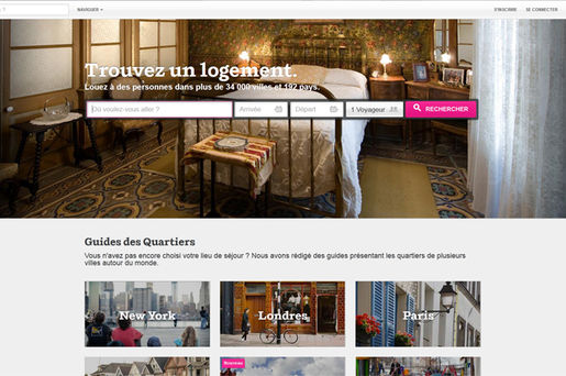 Comment Airbnb colonise Paris