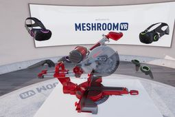 Meshroom VR transforme la validation de la conception industrielle grâce à la réalité virtuelle