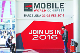 MOBILE WORLD CONGRESS En route vers la 5 G
