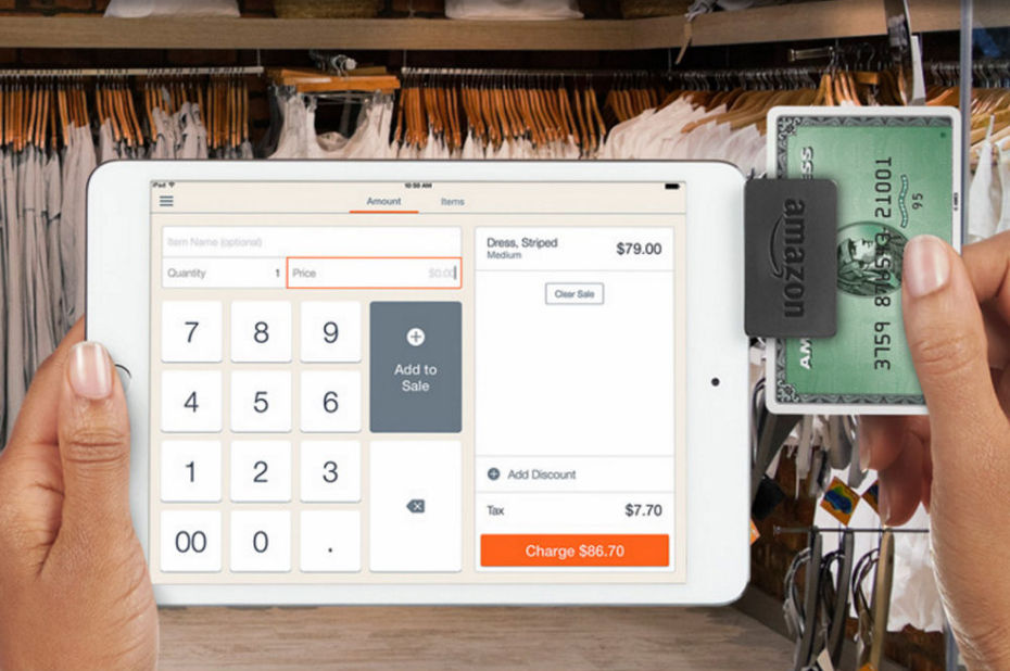 e-paiement : Amazon s'avoue battu par Square et ferme Local Register