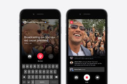 Streaming vidéo en direct : Facebook peaufine sa riposte au Periscope de Twitter