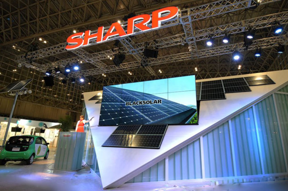 Sharp pourrait augmenter son capital de 1,4 milliard d'euros