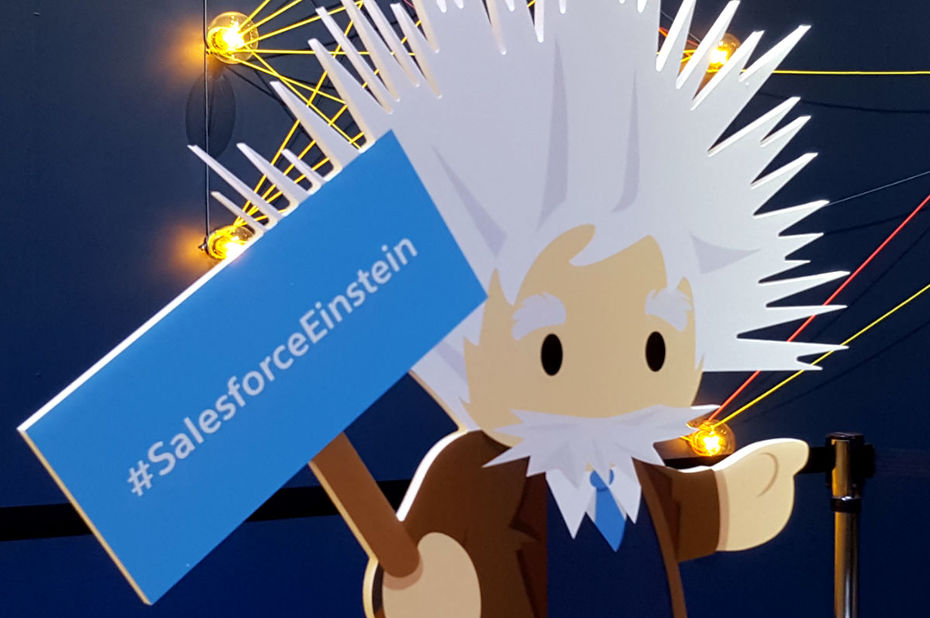 Dreamforce 2016 : Salesforce dévoile un peu plus son IA Einstein