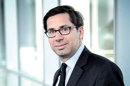 Motivateur : Grégory Desfosses, chief digital officer chez BNP Paribas Cardif