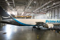 Amazon One : le premier Boeing 767 de la flotte d'Amazon