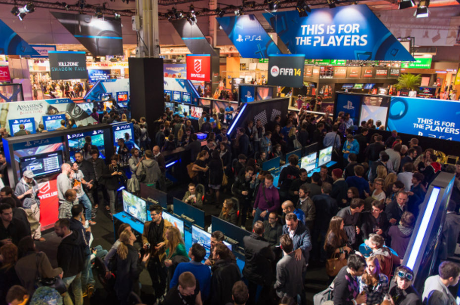 Paris games week open world forum les actus num riques - Salon big data paris ...