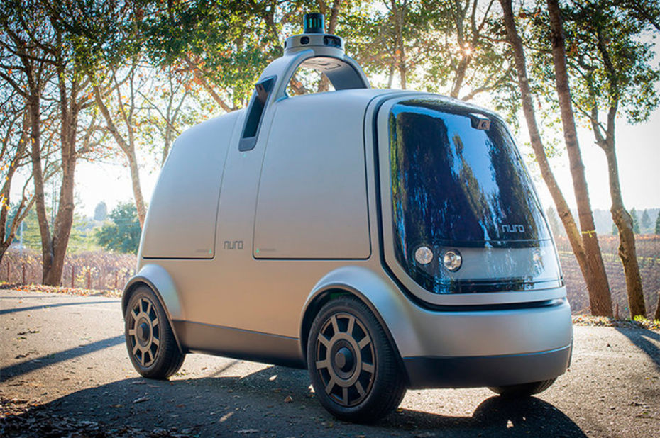 La start-up Nuro lance ses premiers tests de livraison autonome en Arizona