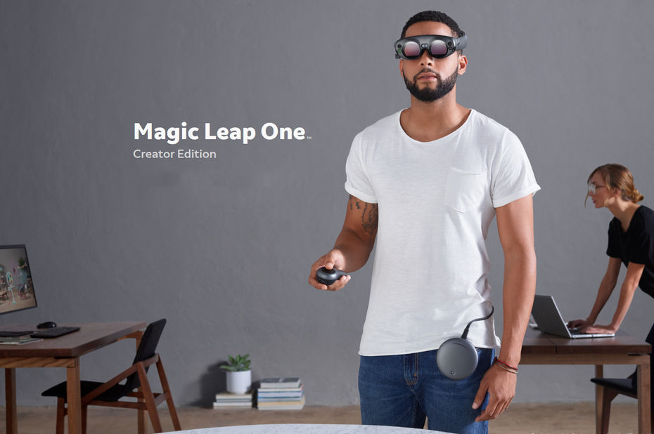 Le groupe de presse allemand Axel Springer investit dans Magic Leap