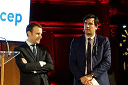 Plates-formes, cloud, big data... l'Arcep doit repenser son rôle, selon Emmanuel Macron