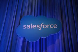 Salesforce va investir 2,2 milliards de dollars en France
