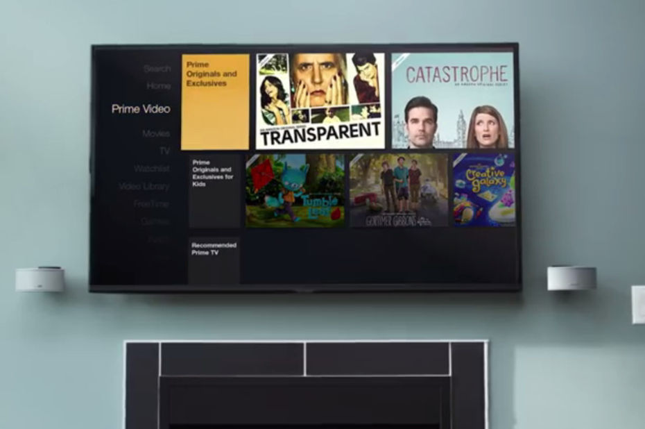 Amazon détache son service de SVOD Prime Video pour mieux contrer Netflix