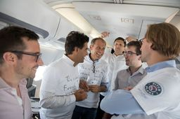 Pitch in the plane : quand les start-upers s'envoient en l'air... pour mieux pitcher