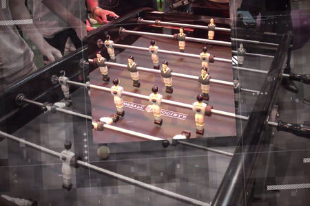 Foosball Society, ou le baby-foot comme outil d'acculturation digitale