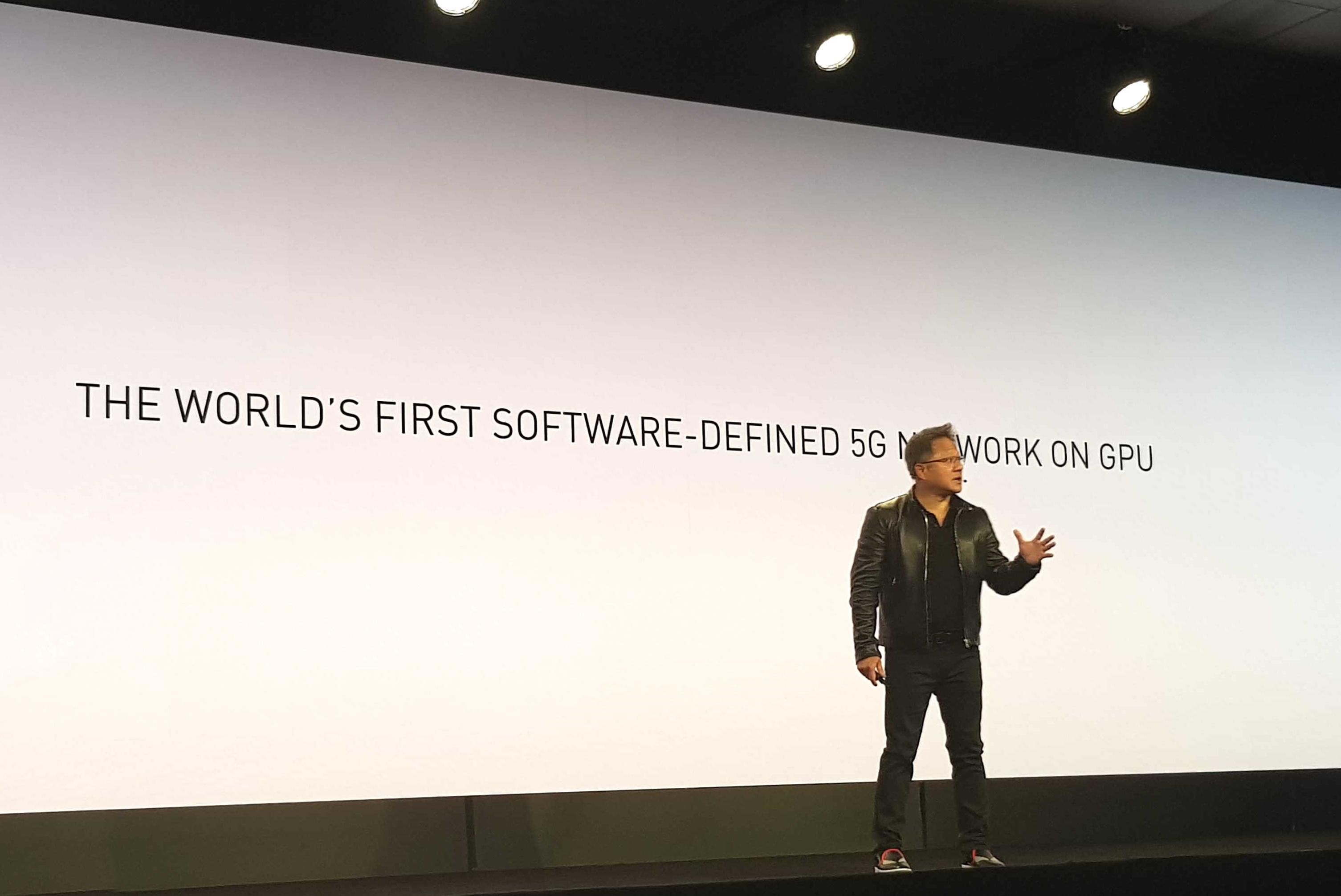 Nvidia s'associe à Ericsson et Red Hat pour virtualiser les réseaux télécoms