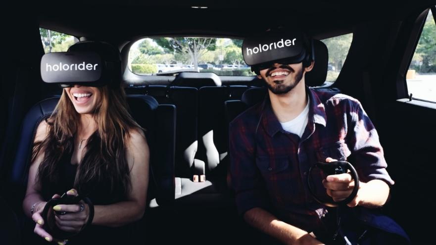 Après Audi, la start-up Holoride et son expérience VR séduisent Ford