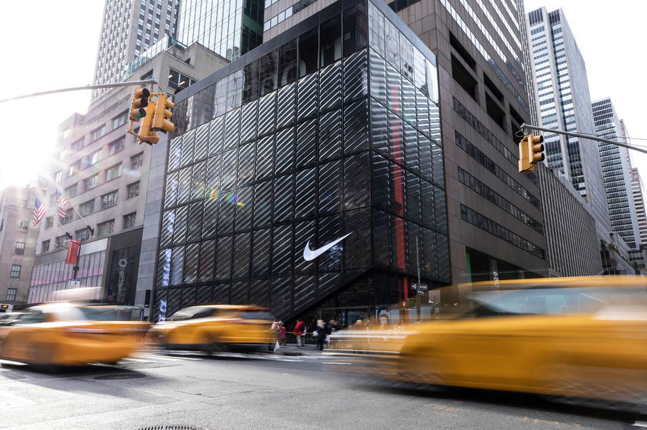 magasin basket nike new york