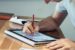 Avec le Surface Book, Microsoft s'attaque au MacBook Pro d'Apple