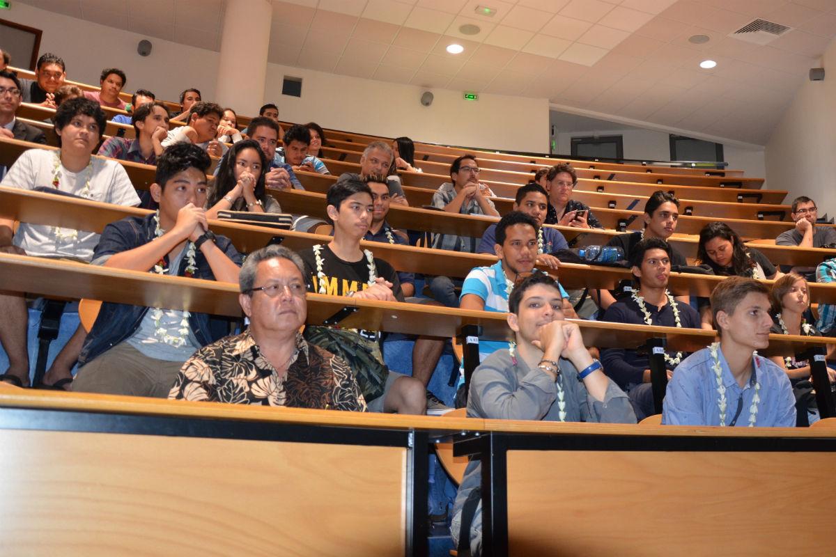 Poly3D, l'école qui veut faire de la Polynésie française un hub du jeu vidéo