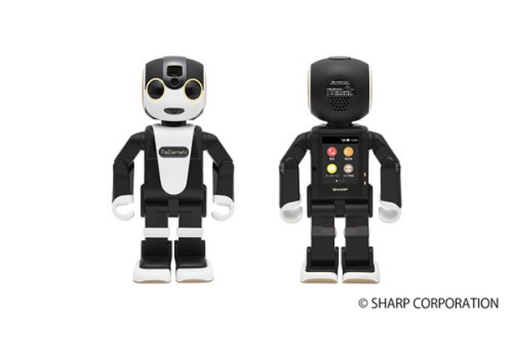 Sharp met l'intelligence artificielle dans un robot - smartphone