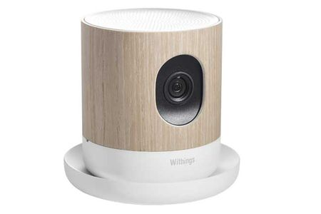 Home de Withings : le capteur de confort