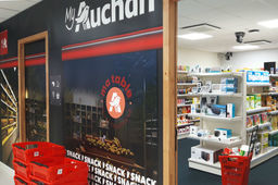 Auchan Retail France et Grenoble Ecole de Management inaugurent un magasin connecté