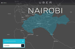 A Nairobi, on paie son Uber sans carte bancaire
