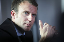 La France, nation des start-up... L'ambition d'Emmanuel Macron
