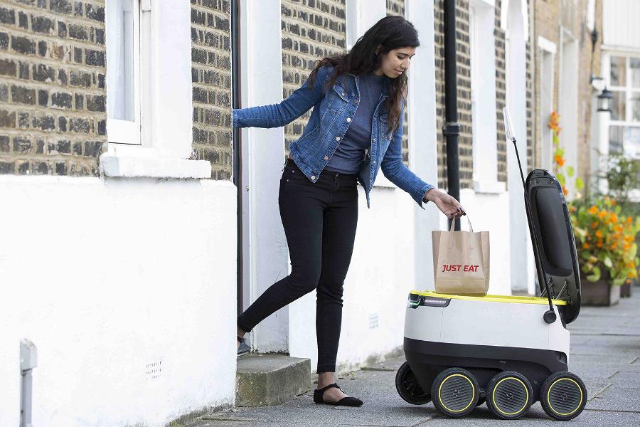 Le MIT crée un système de navigation pour aider les robots de livraison à  mieux trouver les portes d'entrée