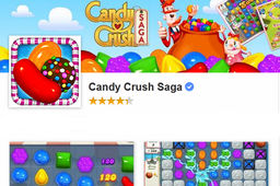 Menacé par l'essoufflement du phénomène Candy Crush, l'action King Digital chute à 14,40 dollars