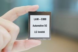 LG Innotek lance le premier module de communication 5G pour l'automobile