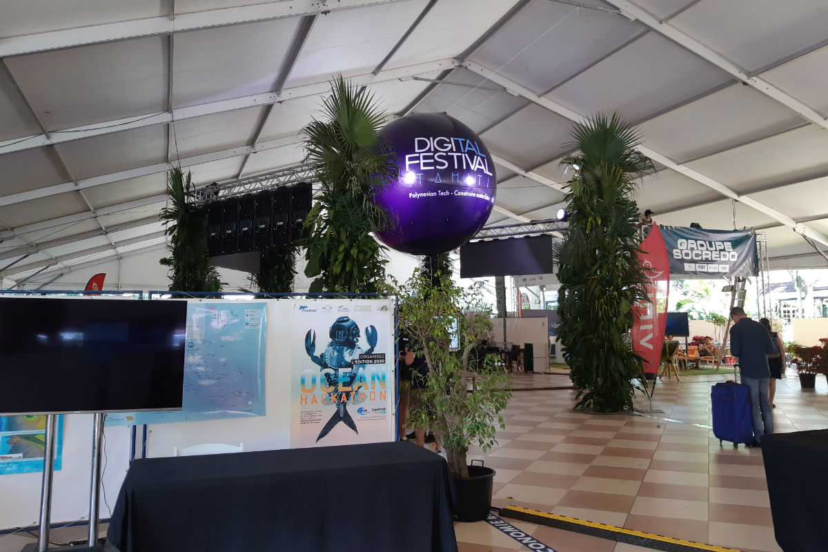 Le Digital Festival Tahiti lance sa 3e édition sous le signe de la Tech4Islands