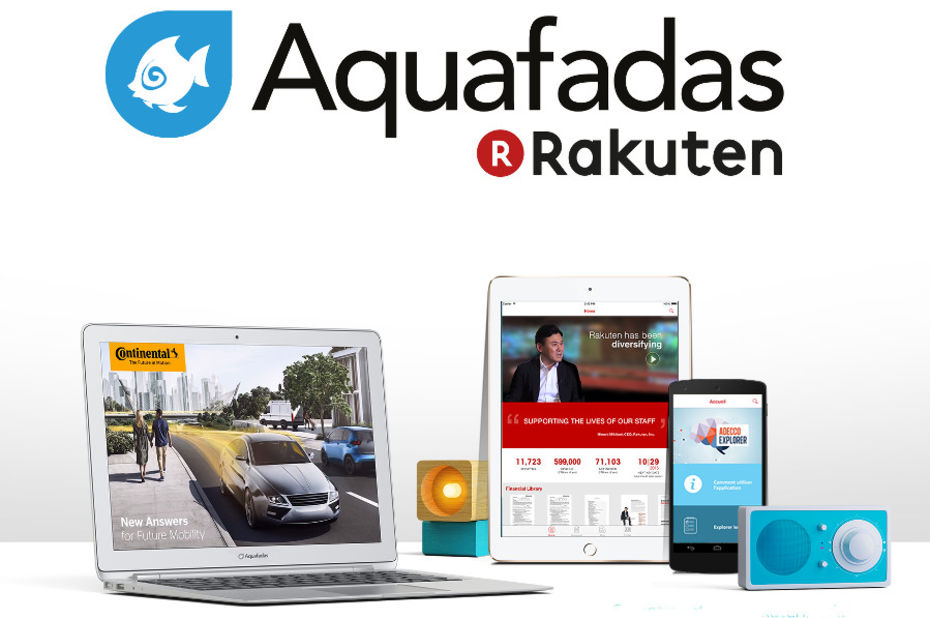 Le groupe Rakuten reprend en direct sa filiale montpelliéraine Aquafadas