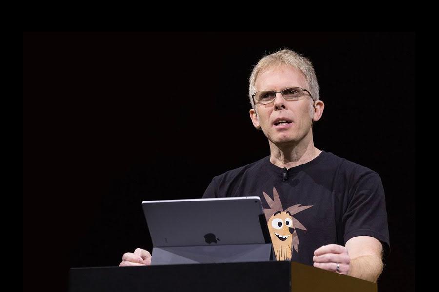 """John Carmack réduit son rôle à """"consultant"""" chez Oculus pour travailler sur l'intelligence artificielle forte"""