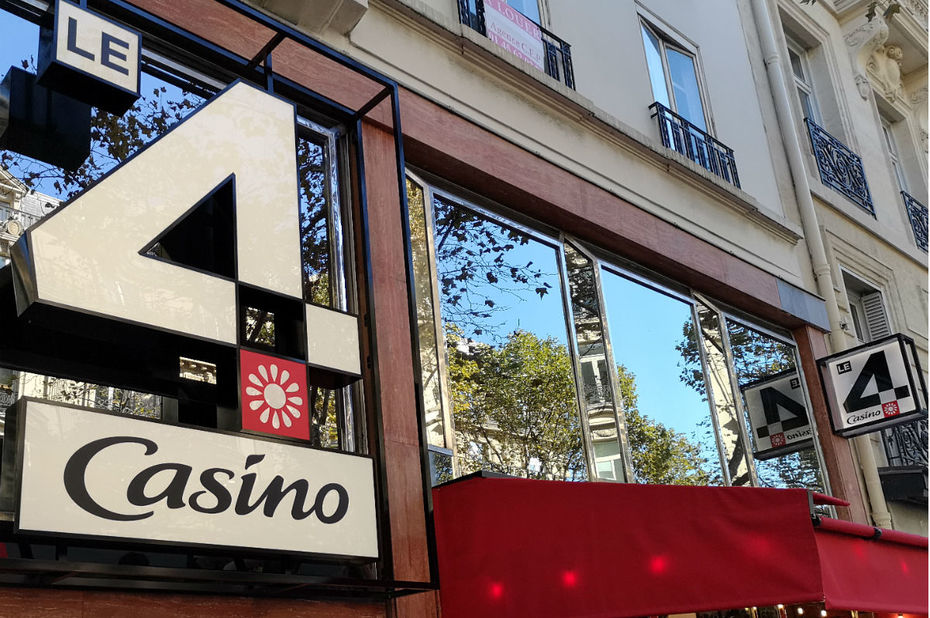 The 4 Casino, Amazon Go al French Casino Group