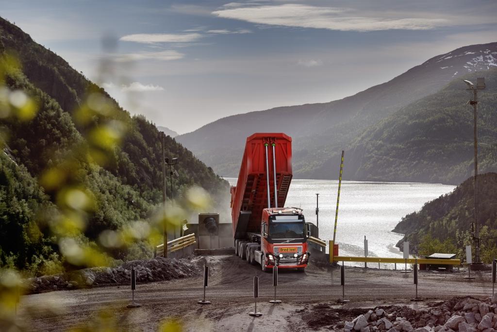 Volvo Group se rapproche de Nvidia pour développer des camions autonomes