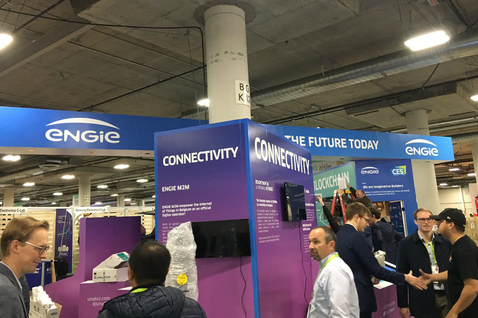 Engie en force sur la smart home et la smart city