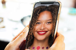 Google AR Makeup