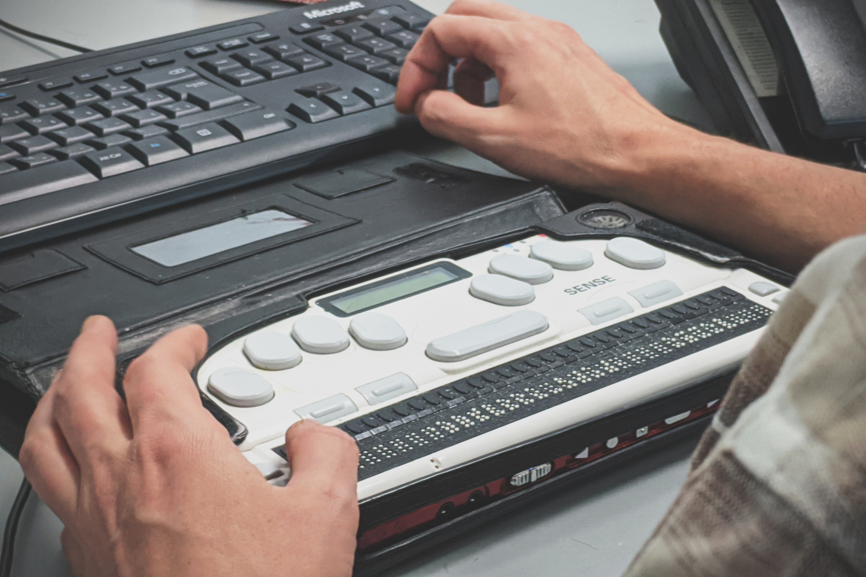 Le handicap et le numérique > Le clavier | Circonscription