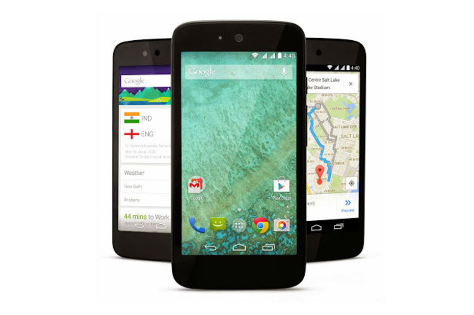Google lance son smartphone low-cost sous Android One en Inde