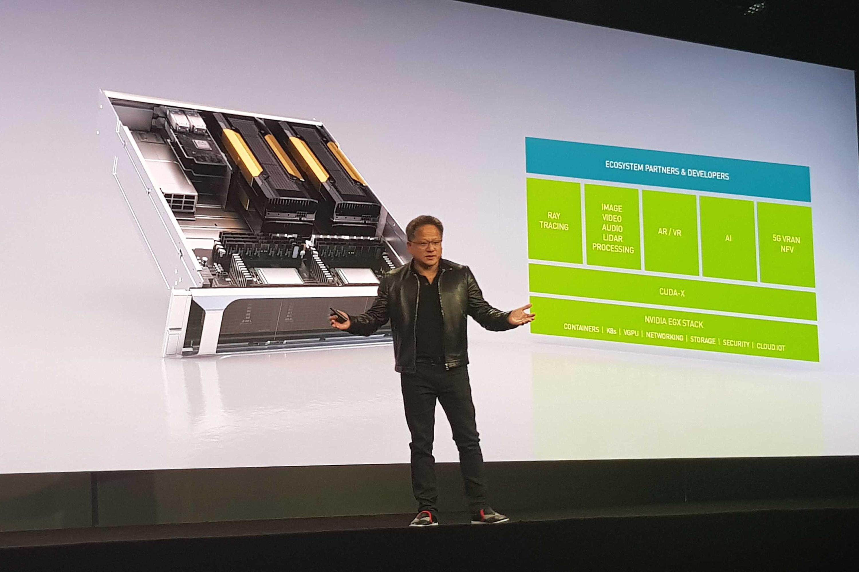 Samsung, BMW, Procter & Gamble et Walmart adoptent la plate-forme edge computing de Nvidia