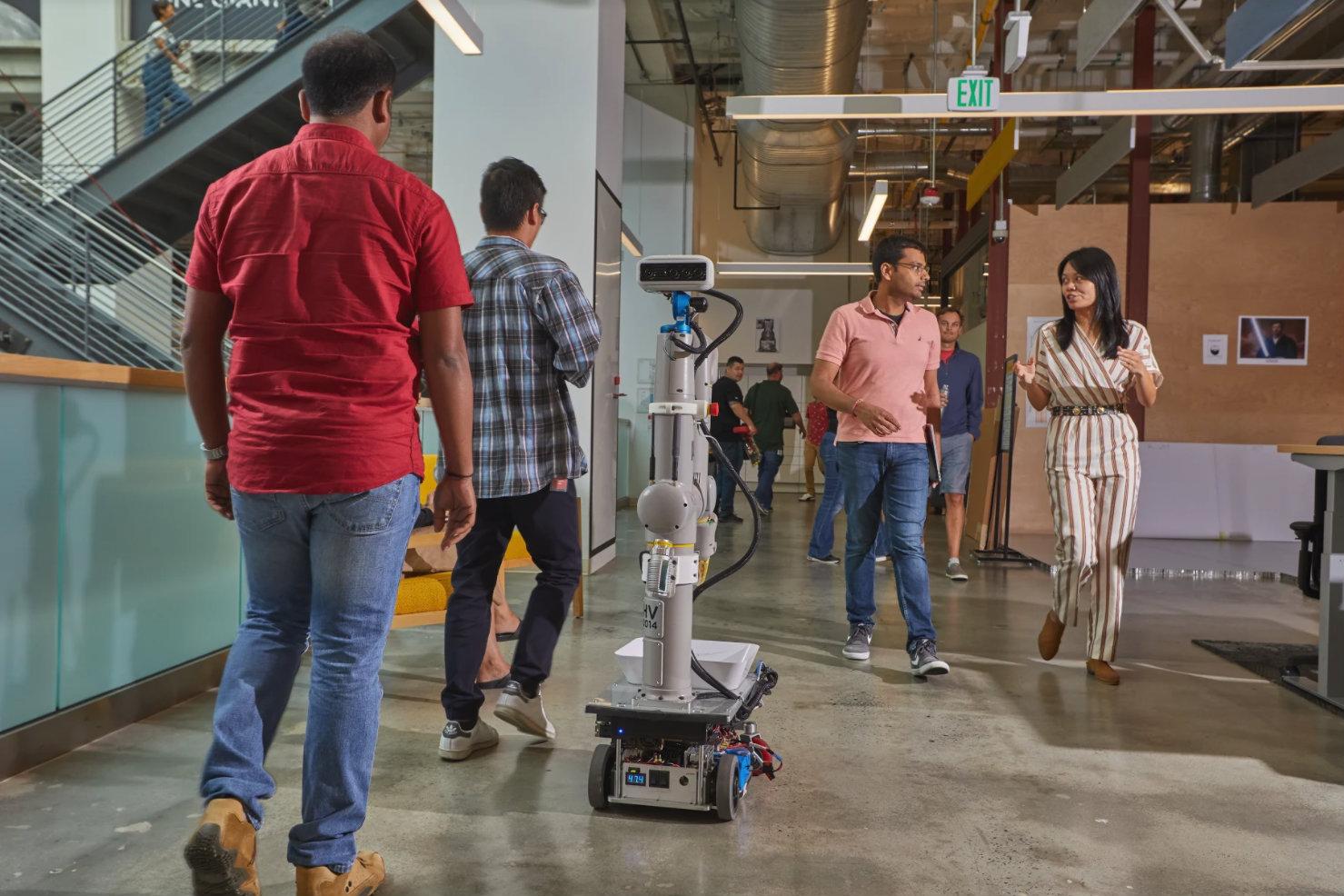 Alphabet de nouveau dans la course aux robots… pour la vie quotidienne